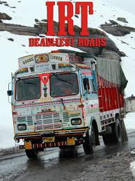 IRT Deadliest Roads TV Show: News, Videos, Full Episodes And More ... Ice Road Truckers History Tv18 Official Site New Truck Tv Series Launches This Week Commercial Motor Road Trip 2017 Outback Truckers Green Beast Engine Brake Australia Major Shows That Kept Going After Their Lead Stars Left Digital Heavy Rescue 401 Netflix Ice Stock Photos Images Alamy Famous Movie Cars The Top 11 Coolestever And Trucks No Pits Racing Show Kendall Trucking Co Home Facebook Cfessions Of A Truck Driver Travel Channel