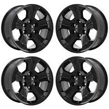 100 Oem Chevy Truck Wheels Beautiful 2016 Silverado 1500 Silverado Black Rims