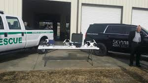 100 Truck Rental Berkeley Skyview Aerial Solutions Donates Drone The County Squad
