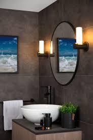 jayla wandleuchte badezimmer 1xg9 ip44 schwarz
