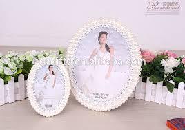 cadre photo mariage gratuit en gros livraison gratuite décoration de mariage 6 pouce ovale