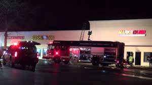 Fire At MarkSound Mobile Audio & Video On South Roselle Rd ...