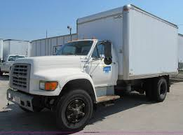 1998 Ford F800 Box Truck | Item K5666 | SOLD! July 7 Governm... Reefer Trucks For Sale Truck N Trailer Magazine New 2018 Ford F150 Xl 2wd Reg Cab 65 Box At Landers 2005 F750 For Sale Pinterest Ford Box Van Truck For Sale 1365 In Zeeland Michigan 1997 Econoline E350 Box Truck Item E8222 Sold Marc 1989 Repair How To And User Guide Itructions 04 Van Cutaway 14ft Long Island Ny E450 Ford Used 2016 Commercial E 450 Rwd 16