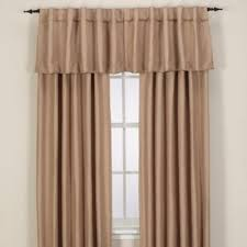 Bed Bath And Beyond Curtain Rod Finials by Buy 144 Inch Window Curtain From Bed Bath U0026 Beyond