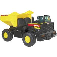 100 Truck Loader Tonka Dump Battery Powered Electric Ride On Car