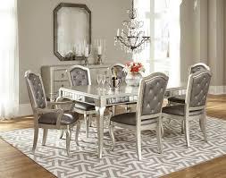 Sofia Vergara Black Dining Room Table by Diva Dining Room Set Samuel Lawrence Furniture Furniture Cart