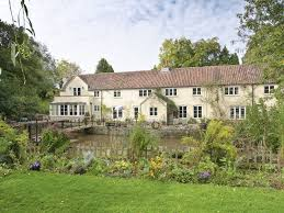 100 Water Fall House The S Near Bath Large 6 Bed Riverside House With Waterfall Hot Tub Bitton