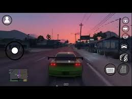 How to GTA V For Android obb File
