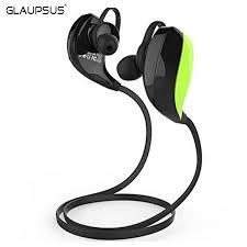 Bluetooth Wireless Headset Stereo Headset Earphone Sport Universal Handfree A