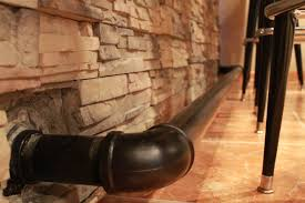 Kitchen Design : Magnificent Gas Pipe For Basement Bar Foot Rest ... Bar Top Material Home Design Thrghout Bar Reclaimed Wood Rustic Countertop Awesome Ideas 44 Like The Wood Top And Colour Of Cabinets Also Floor Is Epoxy Lawrahetcom Concrete Countertops Kitchen Or Outdoor Concrete Countertops Resin Depot Height Tables Basement 100 Diy