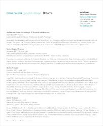 Graphic Designer Resume Samples Senior Template Design Resumes 2014