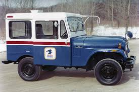 Neither Snow Nor Rain: A Brief History Of The Postal Mail Jeep ... This 1969 Ford Step Through Postal Van Converted To A Catering The Usps Has Its Own Tow Trucks Mildlyteresting Trucks On Fire Long Life Vehicles Outlive Their Lifespan 7 Smart Places To Find Food For Sale 77 Us Mail Jeep Amc Rhd Nice Rmd Truck For Sale Youtube Vehicle Wrecks Mail Truck Testing The Creative Vado 1963 Studebaker Zip Sold Ewillys Does Stop During Shutdown Post Office Clarifies Status Inverse Dorky Delivery Is New News Car And Driver Pimp My Postal Shitty_car_mods