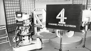 Channel 4 Logo And Camera