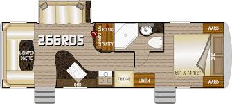 Jayco 2014 Fifth Wheel Floor Plans by Northwood Snow River Travel Tailers