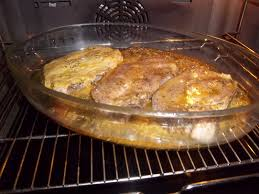 côtes de porc au four recette de côtes de porc au four marmiton