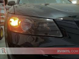 rtint皰 hyundai sonata 2006 2010 headlight tint