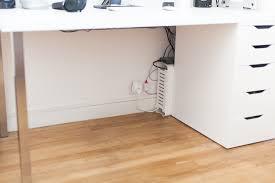 comment faire un bon cable management pour bureau antoine