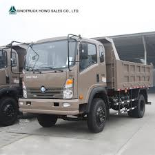 100 5 Ton Dump Truck Dongfeng Diesel Engine Mini Light Tipper For Sale