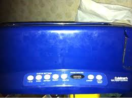 Cobalt Blue Toaster Trendy Cover Set In Oven