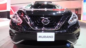 2016 Nissan Murano SV Exterior and Interior Walkaround 2015 LA