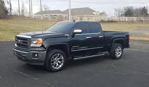 100 Chevy Trucks 2014 Not New But New To Me Sierra 1500 With