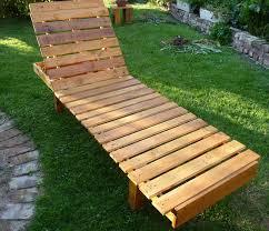chaise longue palette récup créations par joël et jo chaise longue