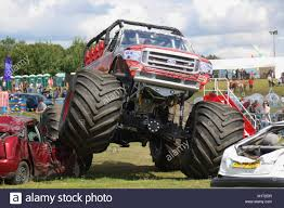 100 Red Monster Truck Stock Photos Stock Images Alamy
