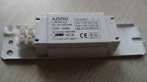 fluorescent lighting electronic ballast for fluorescent lights