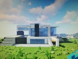 104 Beverly Hills Modern Homes A House I Made Based On The Summit House In Your Thoughts Minecraft