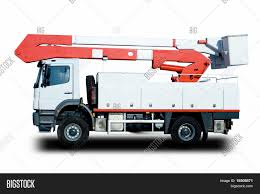 100 Bucket Truck Repair Image Photo Free Trial Bigstock
