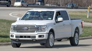 2019 Ford F-150 Limited Spied With New Rear Bumper, Dual Exhaust Power Wheels Ford F150 12volt Battypowered Rideon Walmartcom Questions Wont Move Cargurus I Would Need A Ladder But It Be Worth Trucks Glamorous Jacked Up Trucks 4 Printable Dawsonmmpcom 2004 F250 Super Duty For A Cause Jacked Up File99fordf150xljaeduptruck06931jpg Ford 4x4 Google Search Only Pinterest The Greatest Ever Lifted 2015 Plat Ruby Red Sc Eb Forum Community Of 1977 Classics For Sale On Autotrader