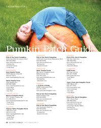 Nicasio Pumpkin Patch Marin by Pumpkin Patch Guide U2013 Active Family Magazine