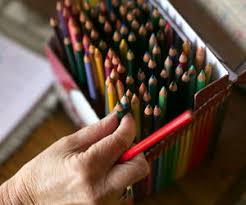 Pamela Smart Grabs A Color Pencil Her Coloring Books Are Now Being Sold Across The