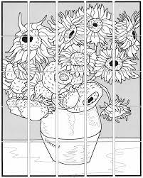 Vincent Van Gogh Nature Morte Aux Tournesols 36 Jours Livrés à