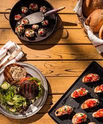 cuisine et vie deb et shain privilégient une cuisine de la ferme à la table