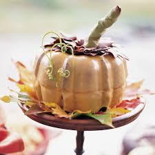 Pumpkin Shaped Cake Bundt Pan by The Great Pumpkin Cake