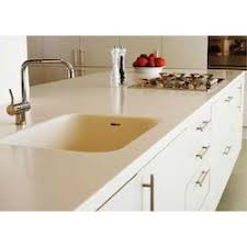 Dupont Corian Sink 809 by Dupont Corian Counter Top Service Provider From Chennai