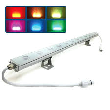 wall wash led lighting linear washer color changing lights