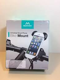 Merkury M ubm110 Universal Smartphone Bike Mount