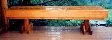 benches wood deck bench plan diy deck plans
