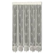 Absolute Zero Curtains Canada by Heritage Lace Curtains U0026 Drapes You U0027ll Love Wayfair
