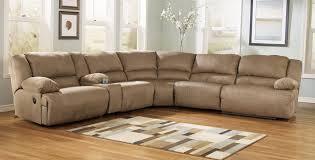 hogan mocha sectional by signature design tenpenny furniture
