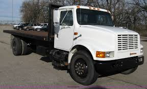 1990 International 4700 Flatbed Truck | Item 8063 | SOLD! De... Used 1990 Intertional Dt466 Truck Engine For Sale In Fl 1399 Intertional Truck 4x4 Paystar 5000 Single Axle Spreader For Sale In Tennessee For Sale Used Trucks On Buyllsearch Dump Trucks 8100 Day Cab Tractor By Dump Seen At The 2013 Palmyra Hig Flickr 4900 Grain Truck Item K6098 Sold Jul 4700 Dump Da2738 Sep Tpi Ftilizer Delivery L40