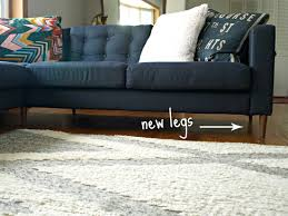 Karlstad Sofa Cover Colors by This Little Miggy Stayed Home Ikea Sofa Makeover