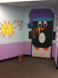 Kindergarten Winter Door Decorations by 16 Best Penguin Theme Classroom Images On Pinterest Door