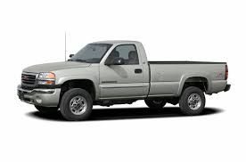 100 Regular Cab Truck 2006 GMC Sierra 2500HD Information