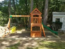 August | 2017 | Swing Set Installation MA CT RI NH ME 310 Backyard Discovery Playsets Swing Sets Parks Amazoncom Monterey All Cedar Wood Playset Review Adventure Play Atlantis Wooden Set Dallas Playhouses The Home Depot Picture On Playset65210com 3d Promo Youtube Ideas Backyardyscrestwoodenswingset1jpgv1481085746 Shop At Lowescom Oceanview Backyards Amazing Odyssey Excursion