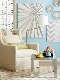 Painted Canvas Decor Diy