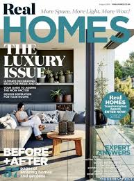 Home Decor Magazines Pdf by Real Homes August 2016 Pdf