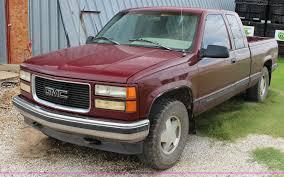 1996 GMC Sierra 1500 Club Coupe Pickup Truck | Item K1008 | ...